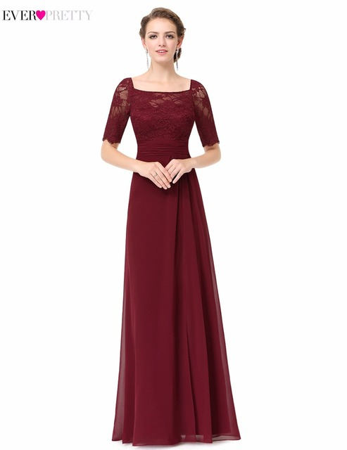 Clearance Elegant Mother Of The Bride Dresses 2017 Ever Pretty He08793 Formal Wedding