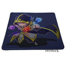 Giant Gaming Black Rubber Mouse Pad Cute Anime PC Laptop Laptop computer Non-slip Mousepad For Dota 2 LOL Lock Edge Mice Mat