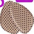 Sapatos almofada de gel de silicone da espuma da memória almofada respirável sapatos inserções órteses palmilha para arcos elevados do pé esteira de massagem 3 pares