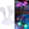 2016 Color Cambiante Luz de La Noche Creativa Bolas Brillantes Lámparas LED de Alta Calidad de Nueva Luz de Noche LED Kids Para El Dormitorio