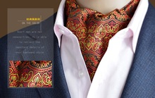 Bandana Bufandas Offer Real Adult From India Winter Scarf De Lisle Double Faced Silk Male Cravat Polka Dot Suit Fashion Shirt henryk elzenberg odczuwanie religii u leconte de lisle a