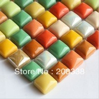 Crystal glass mosaic glass mosaic tile deco mesh glass mosaic kitchen backsplash tiles bathroom glass mosaic tiles