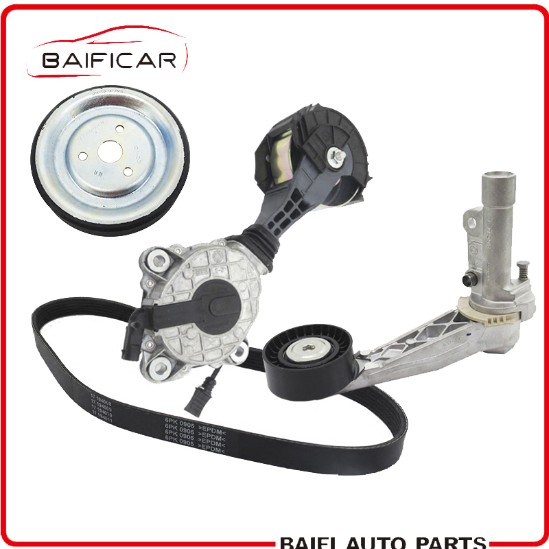 Baificar Brand New Genuine Friction Wheel 120455 Dynamic Tensioner Roller For Peugeot 3008 408 308S Citroen C4L C5 C3-XR 1.6T