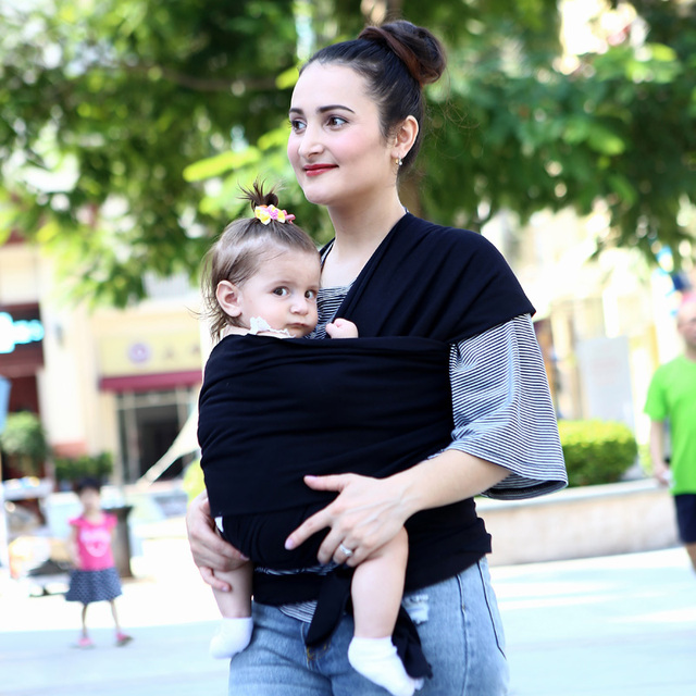 Baby Breathable Wrap Carriers