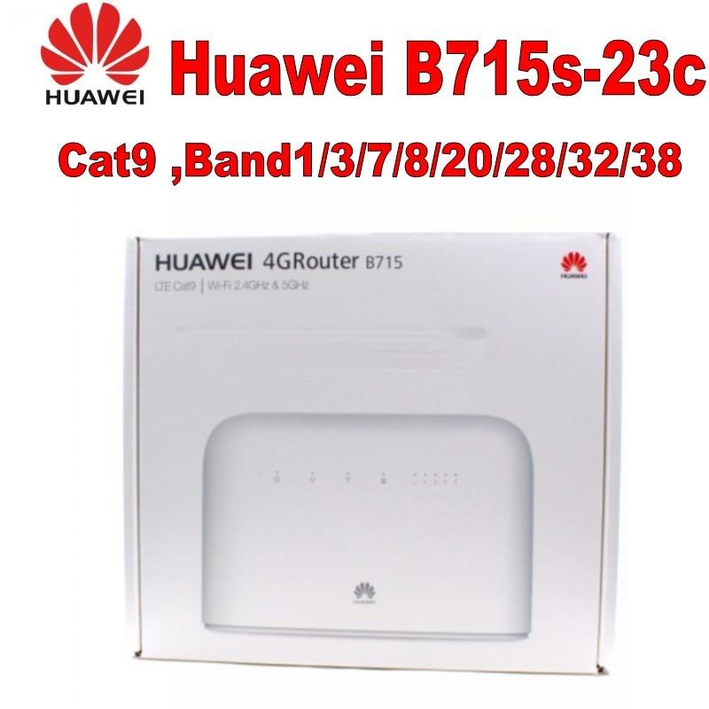 Huawei B715 B715s 23c LTE Cat.9 WiFi маршрутизатор - 5
