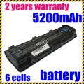 JIGU battery PA5024U-1BRS for Toshiba Satellite C800 C805 C850 C855 C870 C875 L835 L830 batteries