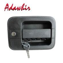 For IVECO EUROSTAR-EUROTECH  EUROCARGO Door handle Outside  front right 98404709, 98404713 стоимость