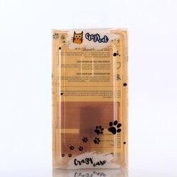 Чехол-накладка INOI Crazy Cat для Xiaomi Redmi 5, силиконовый (TPU)
