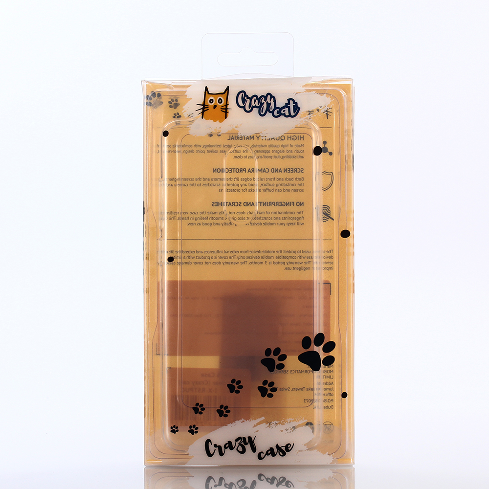 Mobile Phone Bags & Cases INOI Crazy Cat Case For Xiaomi Redmi 5 TPU Mi_32869025986,32865023815