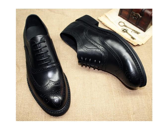 Vestir Retro Nuevos Los Envío Moda As Primavera Parte Hombres La Inferior Hombre Negocios Pic Vestido Cuero Gratis De Otoño Zapatos PqECEt7w