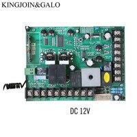 DC12V 24V PCB Control Board For Electric Swing Gate Motor Gate Opener