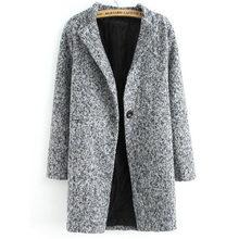 621490f69e Cappotto Di Tweed Grigio-Acquista a poco prezzo Cappotto Di Tweed ...