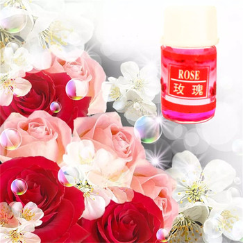 100% Pure Rose Essential Oils for Diffuser Humidifier Red Rose Fragrance Aromatherapy rose