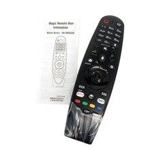 Novo original AN MR650A para lg magia controle remoto com companheiro de voz para selecionar 2017 televisão inteligente 65uj620y fernbedienung