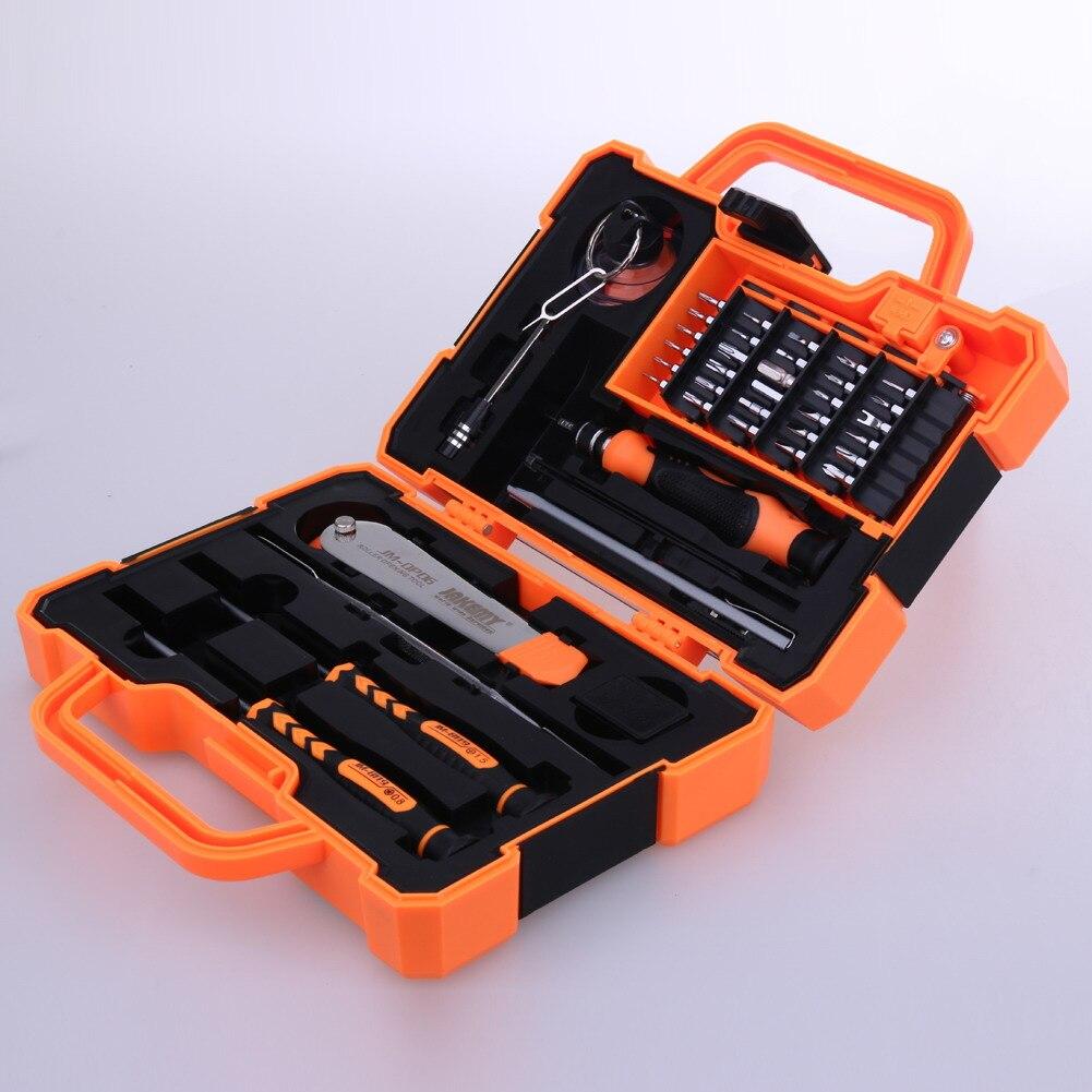 Buy 45 in 1 Precision Screwdriver Set Alloy Steel Repair Tools Kit Screwdriver Kit For Tablets Mobile Phone PC Repair With Box Case