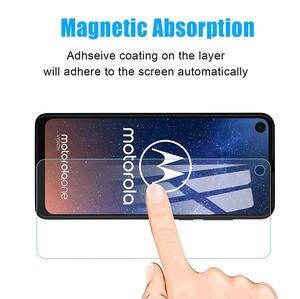 Image 4 - 2 шт., Защита экрана для Motorola One Action, закаленное стекло, Motorola Moto One Action OneAction, защитное стекло, пленка 6,3 дюйма
