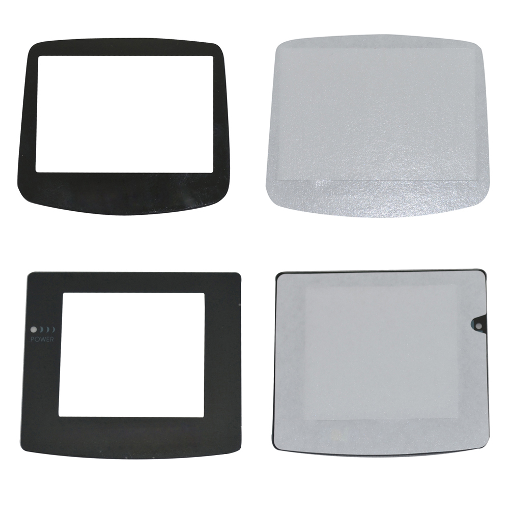Game boy color online free - For Gbc Gba Screen Replacement Plastic Display For Game Boy Advance Color Protector Lens For