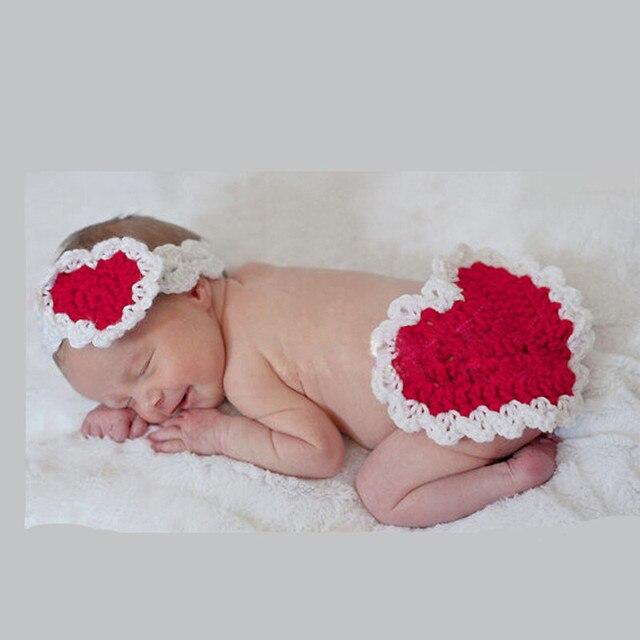 Newborn Fotografía Atrezzo Ganchillo Del Bebé, niña, Niño lindo ...