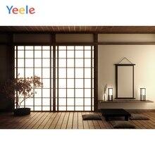 Yeele Photocall Interior Japanese-style Window Retro Photography Backdrop Personalized Photographic Backgrounds For Photo Studio