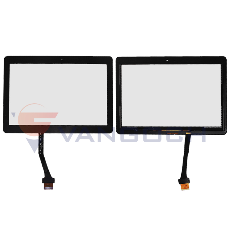 AAA Quality Tablet Touch Screen for SAMSUNG GT-N8000 10.1 tablet White/Black Replacement Screen Glass Free Shipping