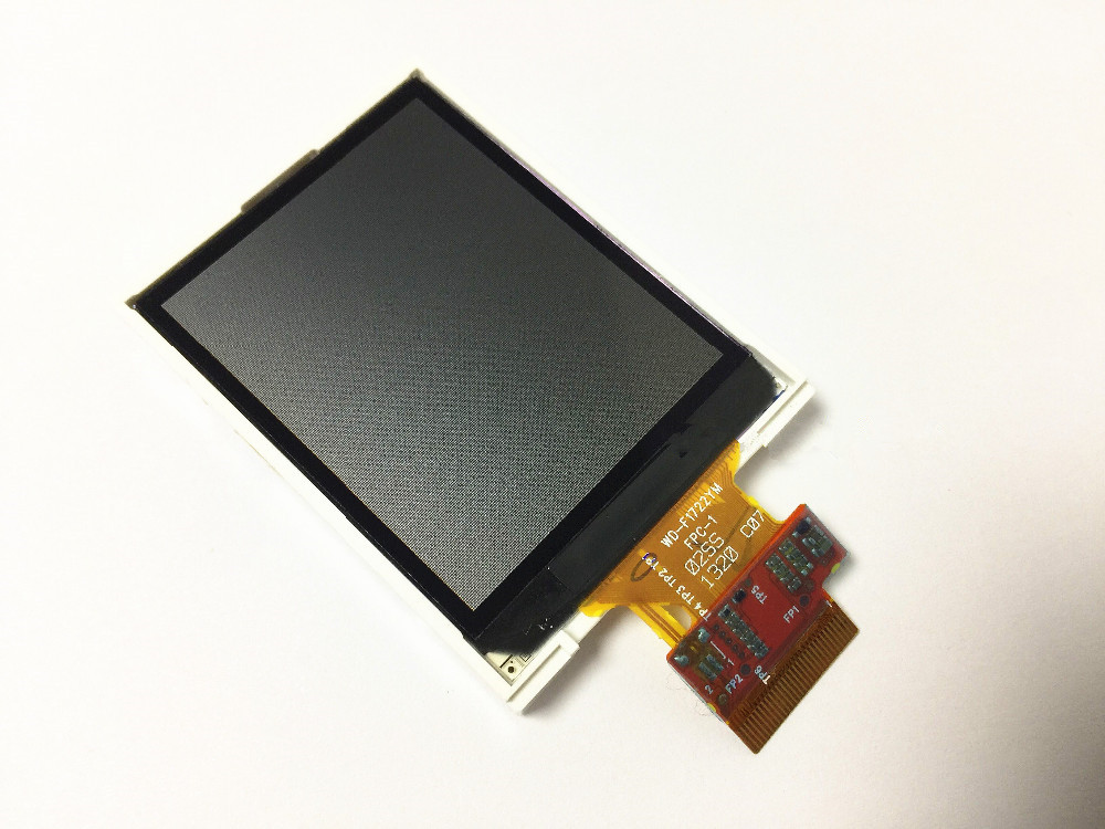 Original 2.2 inch TFT LCD screen For GARMIN eTrex 20 Handheld GPS LCD display screen panel Repair replacement Free shipping original new 8 4 inch tft lcd screen for auo a080sn01 v0 v 0 gps lcd display screen panel repair replacement free shipping