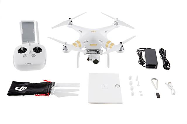 DJI Phantom 3 4K Quadcopter Drone with 4K video camera the newst RC Helicopter