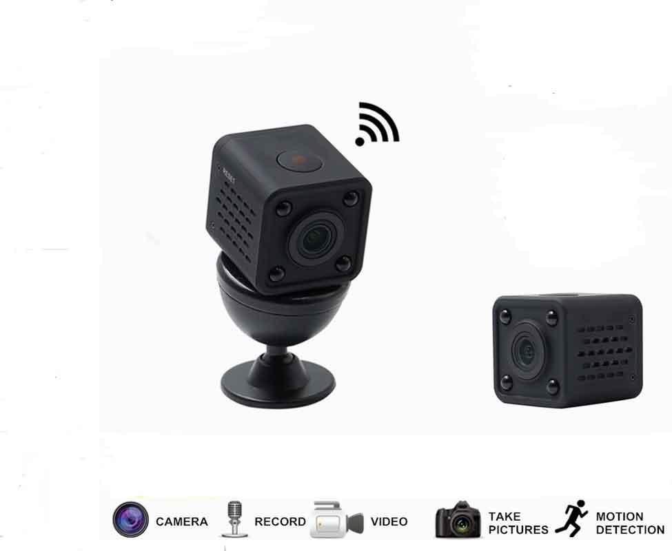 цены VRFEL HD video 1080p DV DVR mini Wifi camera wireless infrared night vision and motion detection camera
