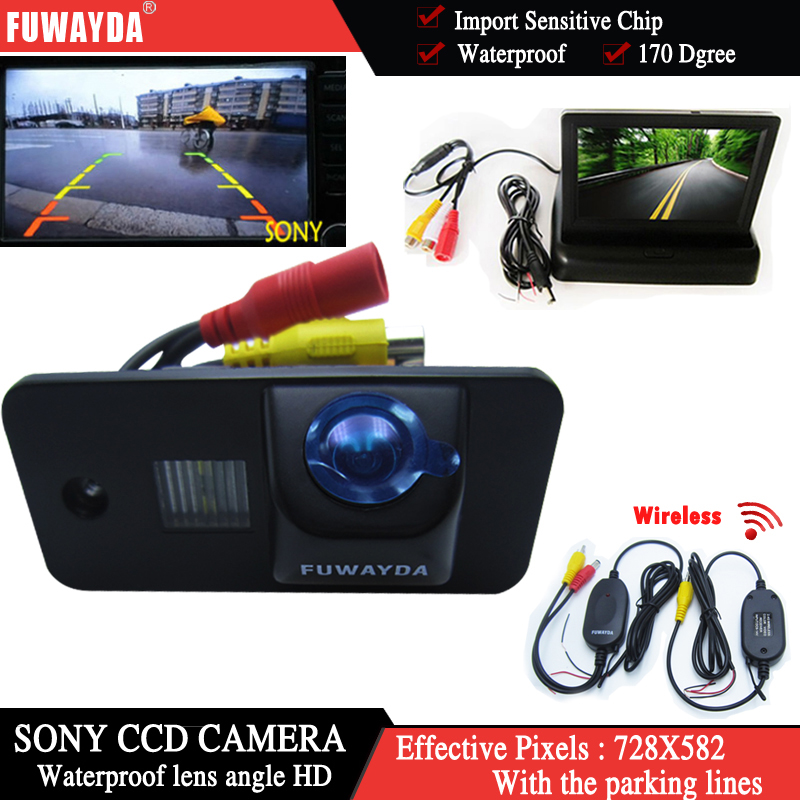Consumer Electronics Adaptable For Cayenne Audi A4 A4l A6 A6l A7 A5 Q7 Q5 Q3 Rs5 Rs6 A3 A8l Car Reverse Camera Car Video
