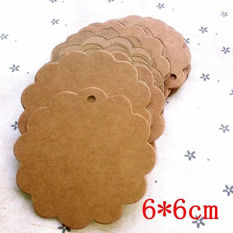 20Pcs 38 עיצוב אפשרויות DIY קראפט נייר תגיות צורות מרובות חג המולד חתונת Favour מפלגה מתנות כרטיס תווית ריק מטען תגים