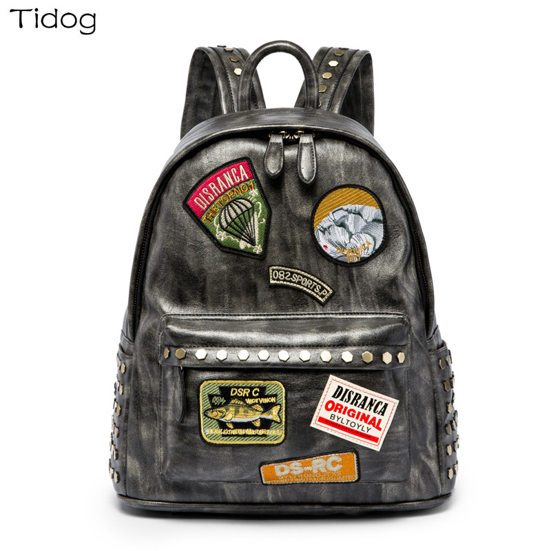 Tidog Outdoor travel bag casual fashion backpack 1