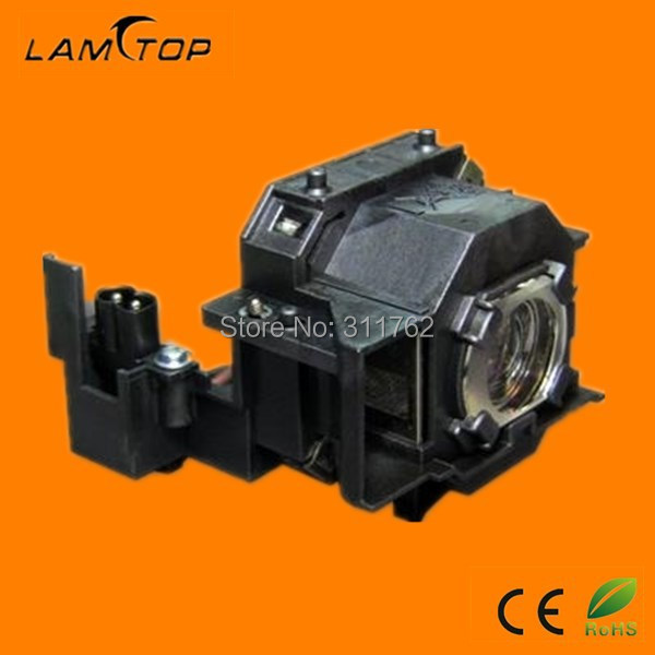 Compatible projector lamp/projector bulb with housing  ELPLP43 fit EMP-W5D free shipping replament compatible projector bulb lamp with housing elplp22 v13h010l22 fit for emp 7800