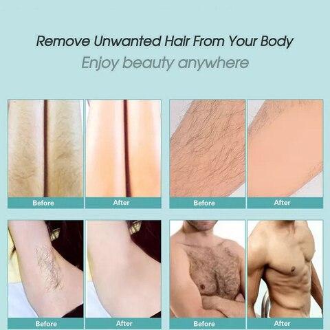 100g Depilatory Hard Wax Brazilian Granules Film Wax Bead Hair Removal Pellet Bikini Hair Removal Face Shaving Cream TSLM2 Islamabad