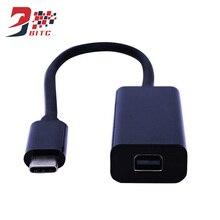 SZBITC 4K USB 3.1 Type C to Mini Display Port Adapter High Speed Display and Monitor for Apple Macbook Chromebook