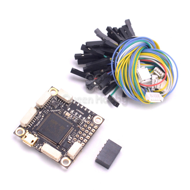 US $50 85 |Pixracer Autopilot Xracer Mini PX4 Flight Controller Board New  Generation For Multicopter DIY FPV Drone 250 RC Quadcopter -in Parts &
