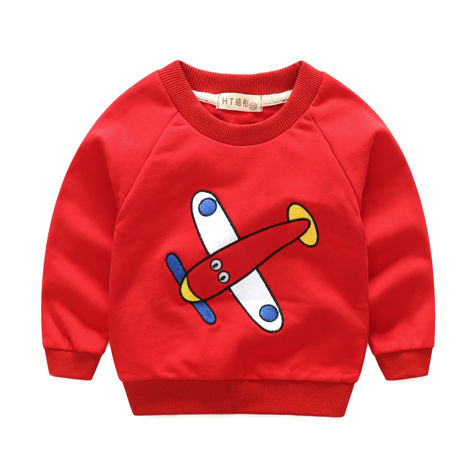 Mioigee 2018 Toddler Baby Boys Clothes Spring Long Sleeve Tops Sweater Kids Hoodies Sweatshirts Children Autumn Casual Costume