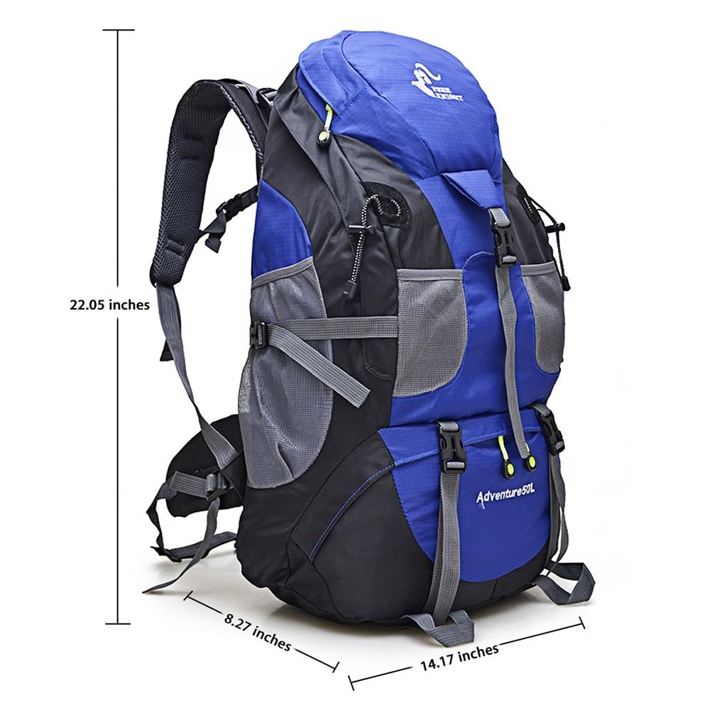 ΔΩΡΕΑΝ KNIGHT 50L Εξωτερική τσάντα - Αθλητικές τσάντες - Φωτογραφία 2