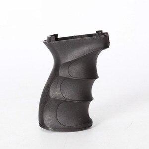 Image 2 - Für AK Taktische Kunststoff Griff Schwarz Schutz Set Spielzeug Zubehör Abdeckung Hülse Anti Slip