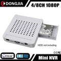 DONGJIA DJ-3004M/DJ-3008M hdmi 4CH 8CH cctv dvr móvil hd network video recorder 1080 P 960 P 720 P p2p onvif Mini NVR