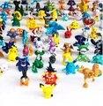 24 Bolsillo muñeca Pikechu PokeBall Monstruo Picacho Muñeca adornos de Juguete pokebolas Pokemonend