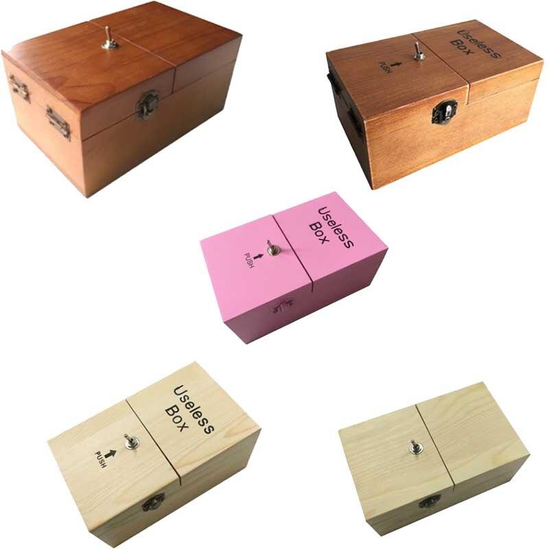 Jogo largo/brinquedos complicados/caixa inútil criativo engraçado presente/presentes criativos/fun party novel brinquedos de madeira para crianças