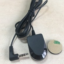 IR Infrared Remote Control Receiver Extender with 3.5mm Stereo plug, 2 meters Extension Cable ,38 khz  все цены