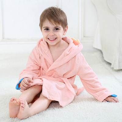 Cute Baby Bathrobes for Girls Pajamas Kids Dinosaur Hooded Beach Towel Boys  Bath Robe Pajamas Baby Sleepwear Children Clothing - aliexpress.com -  imall.com c5eeadf9e