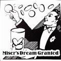 El sueño de miser otorgado (gimmick + dvd), etapa magic trucos de magia, mentalismo magic, ilusiones, diversión, monedas y dinero magic, accesorios