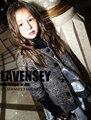 Lavensey Niños Otoño Abrigo de Algodón de Manga Larga Chicas Outwear Color Sólido Niños Abrigos Para Niñas Ropa Edad 2-12 T