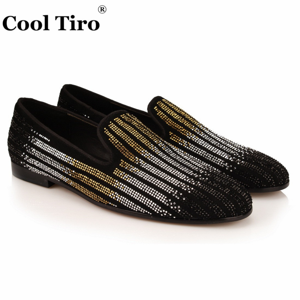 black Sheepskin Striped 3colors hot drilling wedding and party  with rhinestones Carrefour flats slippers smoking men shoesblack Sheepskin Striped 3colors hot drilling wedding and party  with rhinestones Carrefour flats slippers smoking men shoes
