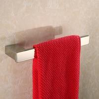 2015 Modern Towel Ring New Bathroom Hardware Set Wall Mounted Bathroom Towel 304 Stainless Steel Polished