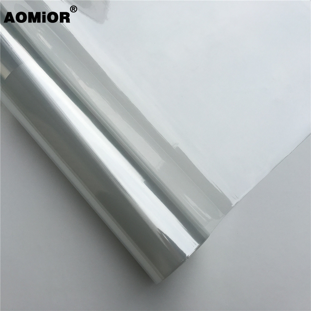 cheapest 3 Layers Glossy PPF Clear Protection vinyl film For Vehicle Paint Motorcycle laptop skateboard Wraps