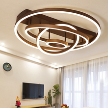 Rotatable Ceiling Chandelier Brown/ Black modern Led Chandelier lighting living room dining room lustre luminaria lampadario bwart modern led ceiling chandelier lighting novelty lustre suspension chandelier for bedroom living room luminaria indoor lamp