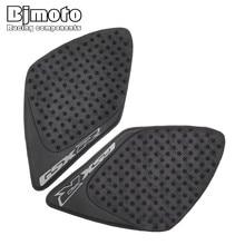 BJMOTO New Anti Slip Adesivo Moto Tanque Traction Pad Side Joelho Punho Protector Para Suzuki GSXR 1000 K7 GSXR1000 2007 2008