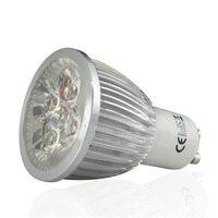 4 x GU10 4 W LED SMD Spot Light Lâmpadas Dia/Warm White High Power Super Deal! Afastamento do inventário